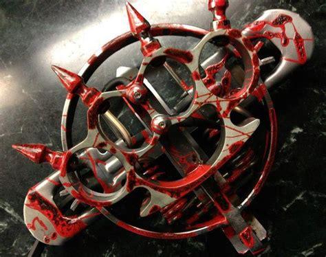 Bloody Knuckle Foot Pedal Custom Tattoo Equipment