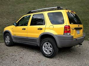 2002 Ford Escape - Pictures
