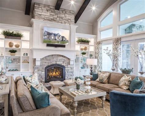 rustic living room design ideas remodels  houzz