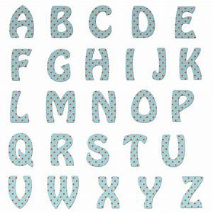 Alphabet letters polka dots free stock photo public for Dots alphabet letter