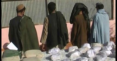 drug dealers arrested  year khaama