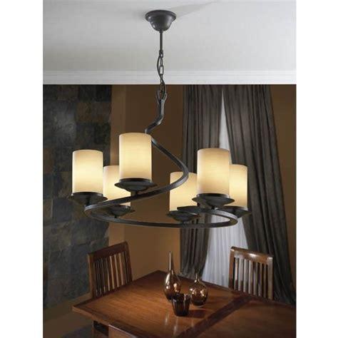 lampara de estilo rustico tambien  bodegas