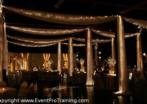 How To Hang Ceiling Drapes For Events - best 25 ceiling draping ideas on ceiling