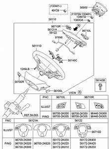 2012 Kia Soul Parts Diagram