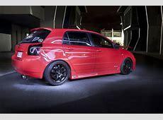 TopWorldAuto >> Photos of Toyota Corolla Sportivo photo