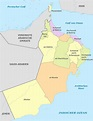 Governorates of Oman - Wikipedia