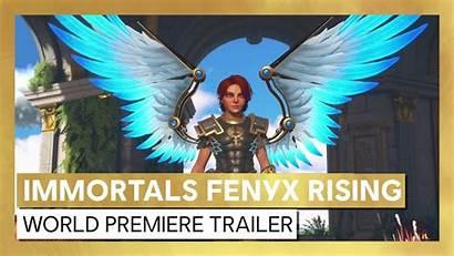 Fenyx Rising Immortals Ubisoft Gods Trailer Monsters