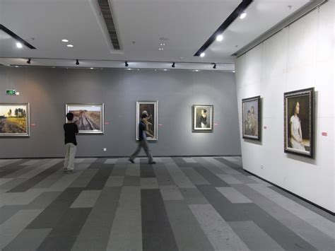 the interior gallery file sz 深圳 大芬油畫村 da fen painting gallery