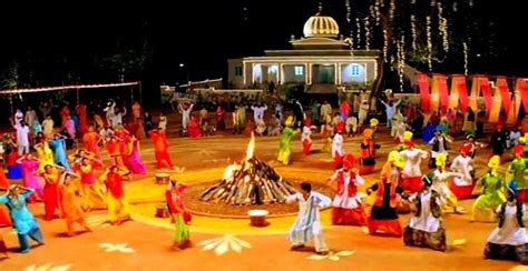 lohri   bonfire festival significance customs