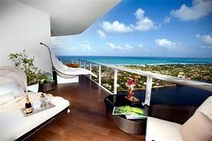 Balcony furniture – 52 facilities and decorating ideas for