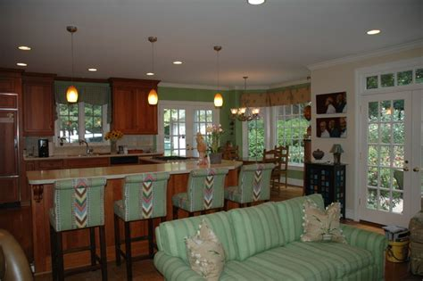 Living Room Valances Ideas by Great Room Kitchen Combination Family Room Other Metro