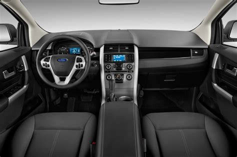 ford edge review  price competition