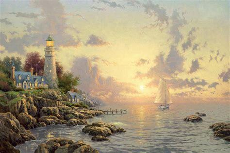 painter of light the painter of light kinkade mwindite