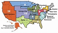 Federal Reserve System: 12 Regional Banks with 1 Central ...