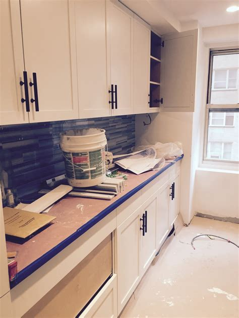 Shaker cabinets, especially white shaker cabinets, are by far our most popular cabinets we sell and rightfully so! NYC Apartment Combination: Transitional, Eclectic & Modern ...