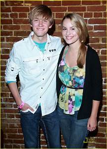 Bridgit Mendler & Jason Dolley are Miss Behavin' | Photo ...