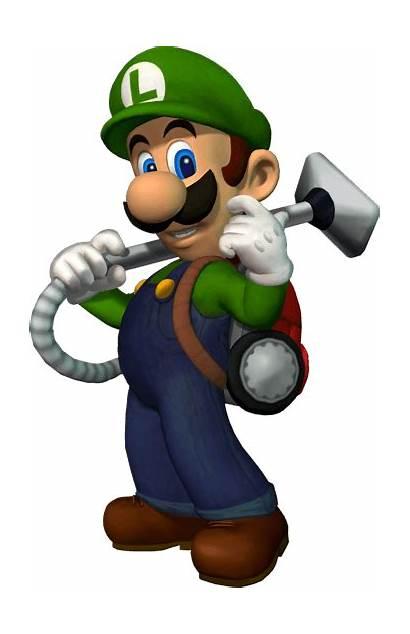 Luigi Mansion Luigis Nintendo 3ds Rescue Characters