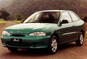 Used Hyundai Excel Review  1994