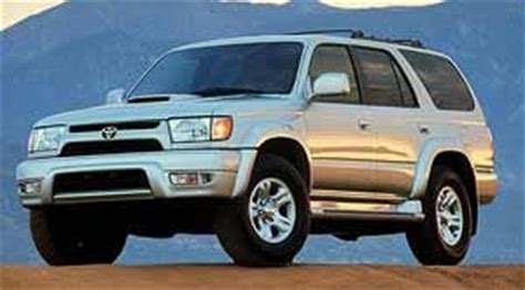 toyota runner specifications car specs auto