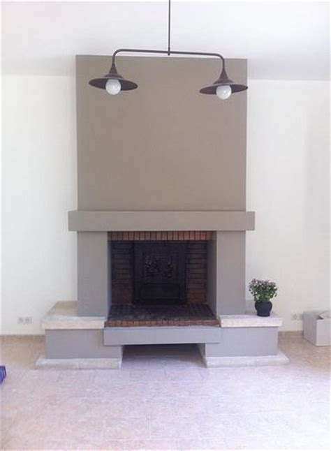 relooking d une cuisine rustique modernisation d 39 une cheminée