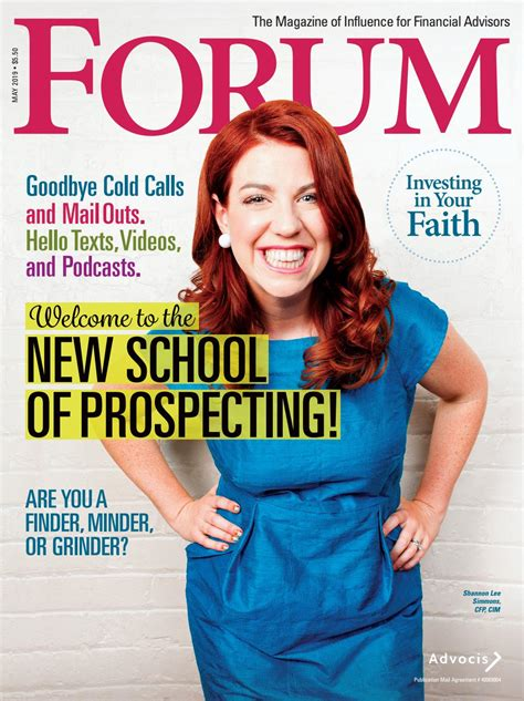 foto de FORUM Magazine May 2019 by Forum Magazine Issuu