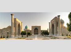 Uzbekistan Country Profile Nations Online Project