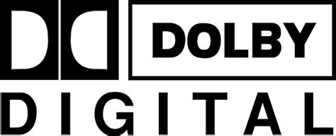Dolby In Selected Theatres Logo