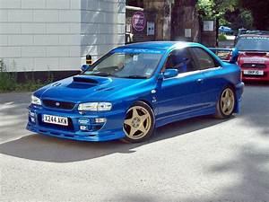 172 Subaru Impreza Wrx  2000