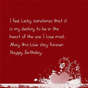 444 Love birthday messages and Best wishes for Lover ...