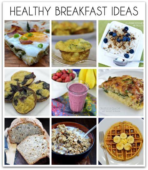 breakfast recipe ideas 18 healthy breakfast ideas the o jays breakfast and brunch and breakfast