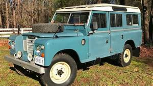 Land Rover 109 Series Iii Station Wagon