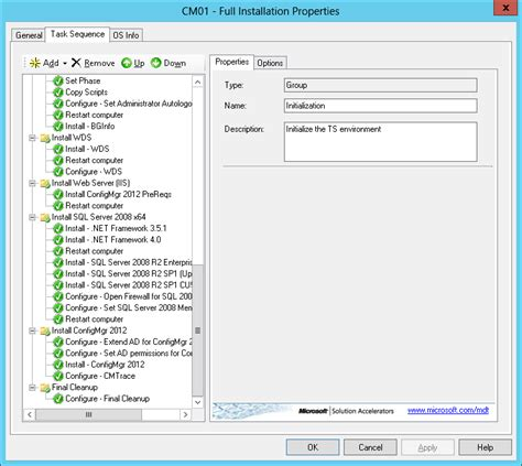 Sccm Resume Task Sequence by Deployment Research Gt Research