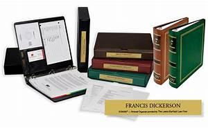 summa important family document organizer With financial documents organizer