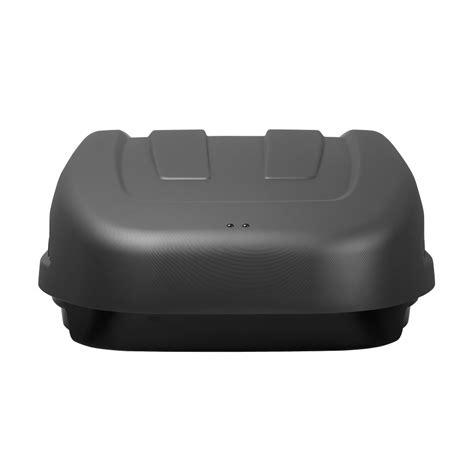 box da tetto per auto box da tetto per auto modula evo 470 lt baule grigio goffrato