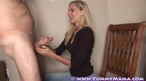 Glamorous Milf Gets A Hot Cumshot On Her Pretty Face