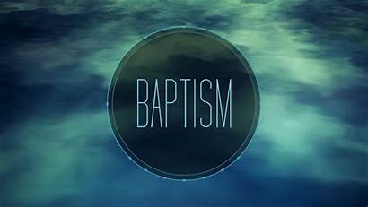 Baptism Water Wallpapers Jesus Church Christian Sermon