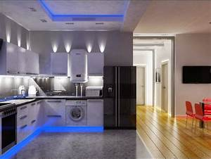 Ceiling design ideas for small kitchen 15 designs for Kitchen ceiling lighting ideas