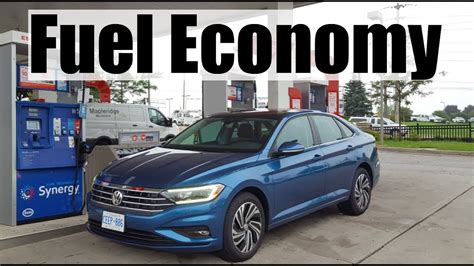 volkswagen jetta fuel economy mpg review fill