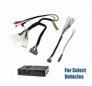 Car Stereo Radio Wire Harness  Steering Audio Adapter For