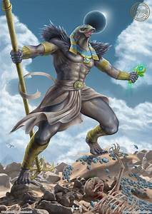Set Egyptian God Art | www.pixshark.com - Images Galleries ...