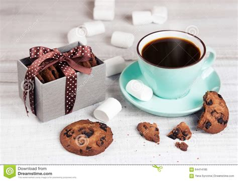 14,000+ vectors, stock photos & psd files. Cup Coffee & Cookies On White Wood.Holiday Pastel Breackfast. Stock Image - Image of dessert ...