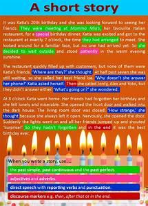 A short story  ... Short Stories
