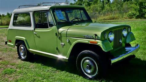 1970 jeep commando 1970 jeepster commando 4x4 225 dauntless v6 95