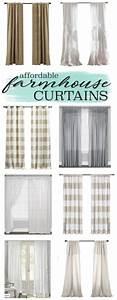 Farmhouse, Curtains, Swoon