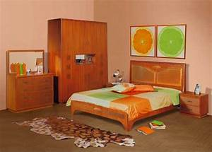 25, Bold, Bedroom, Designs, Created, With, Bright, Bedroom, Colors