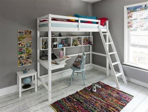 hochbett dachschräge selber bauen hochbett selber bauen mehr als 100 ideen und