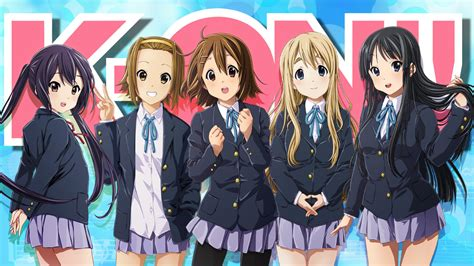 K On Anime Wallpaper - k on k on wallpaper 14824028 fanpop