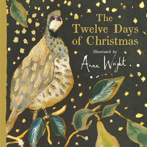 Twelve Days Of Christmas Illustrations Booktrust
