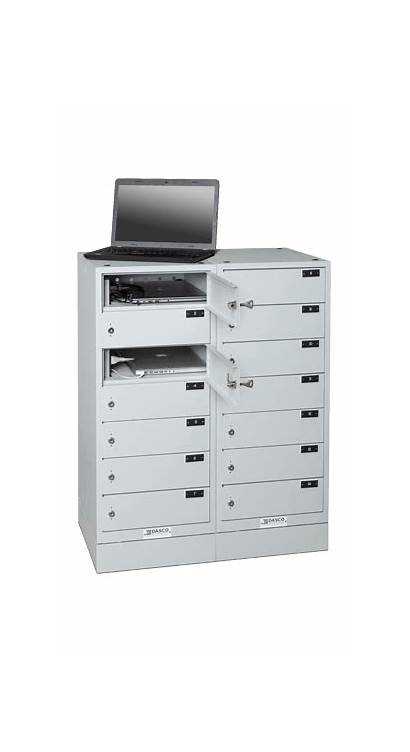 Laptop Tower Storage Computer Solutions Dasco Cabinets