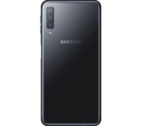 Harga Samsung A7 Black samsung galaxy a7 2018 64 gb black fast delivery